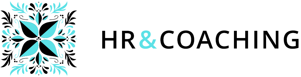 Logotype de HR & Coaching, partenaire de Libra Therapy